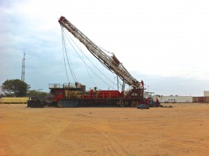 Rig-up
