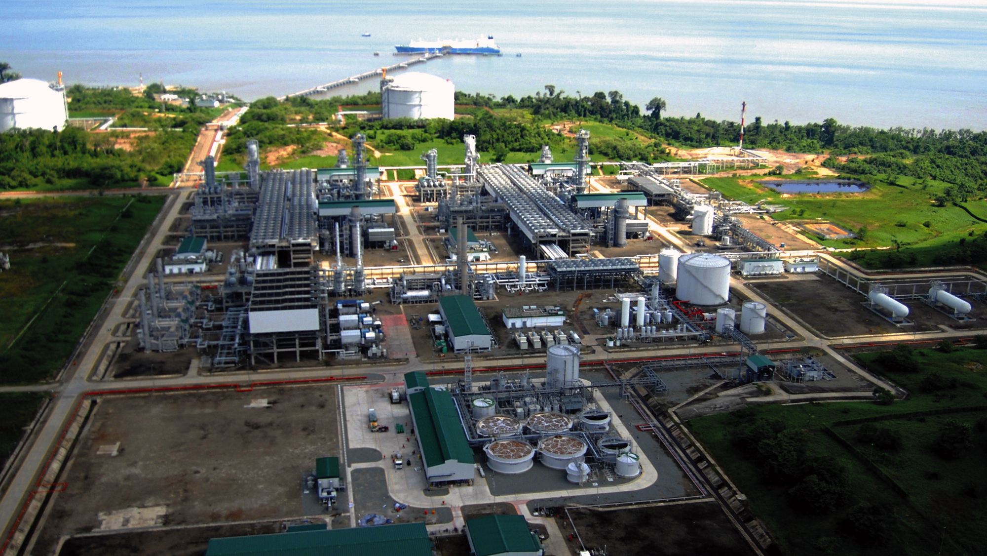 Ogas Solutions Bp Announces Decision To Expand Indonesia S